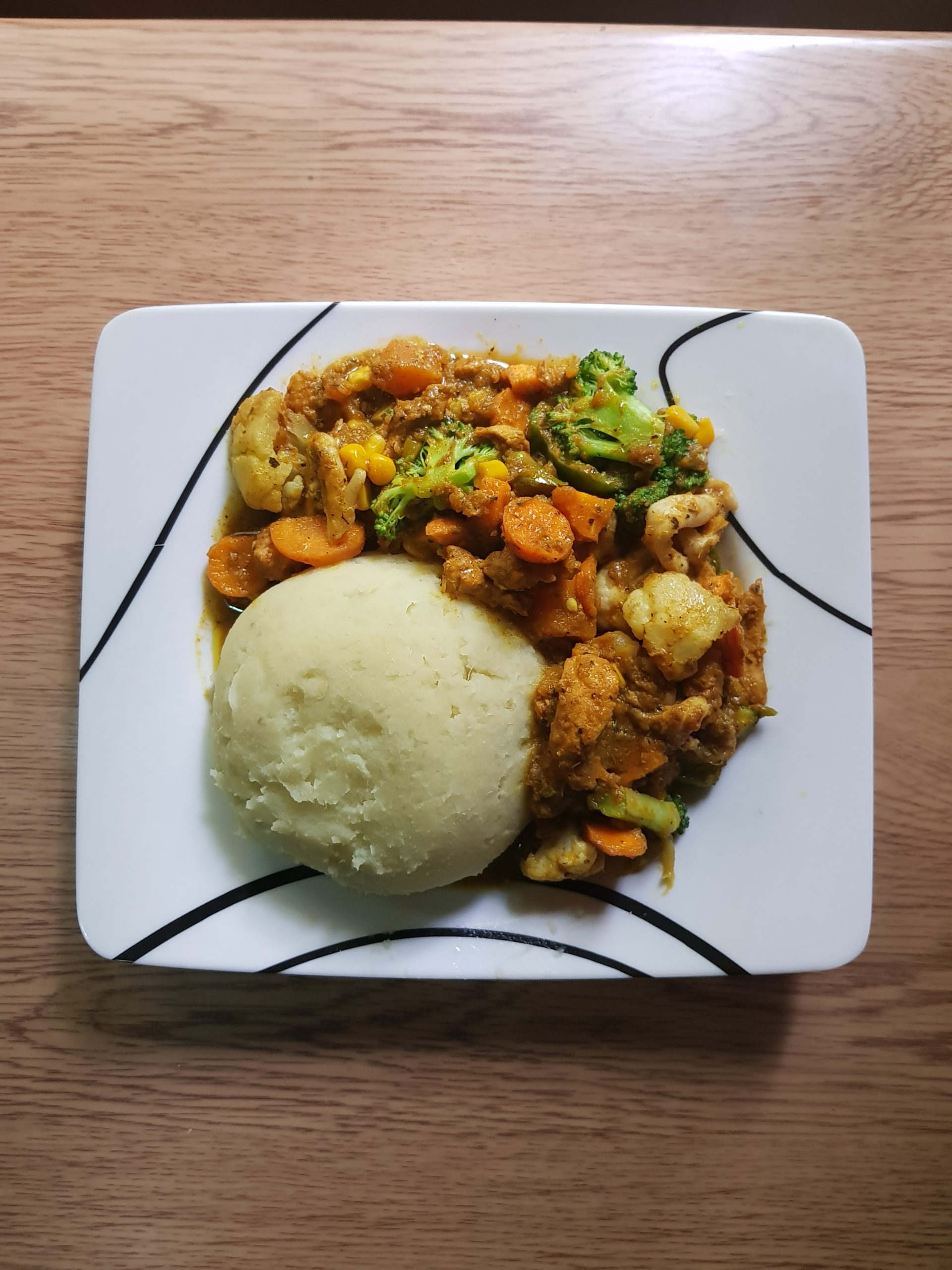Healthy Recipe For Diabetic Patients Mashed Sweet Potatoes With Vegetable Mix The Anti Diabetes Lifestyle